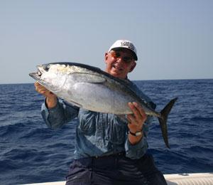 The Bahamas Blackfin Tuna