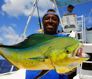 Bahamas Offshore Fishing