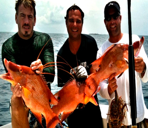 Bahamas Fishing Report for March